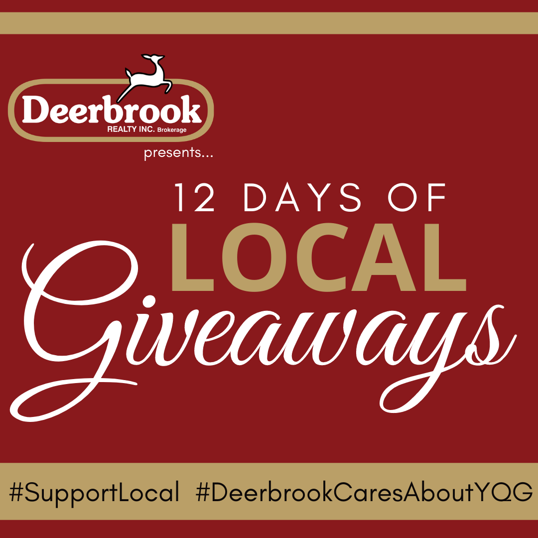 12 DAYS OF LOCAL GIVEAWAYS!